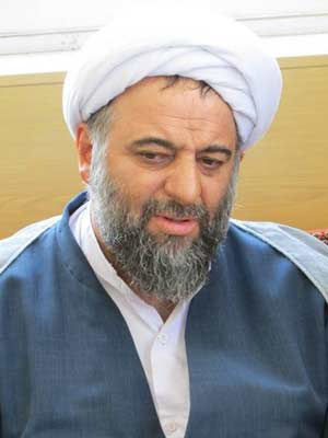 حجت الاسلام محمدصالح منصوری رئیس کمیته رزم آوران خراسان رضوی